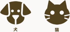 対象動物 犬 猫