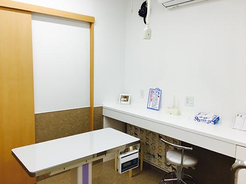 猫専用診察室